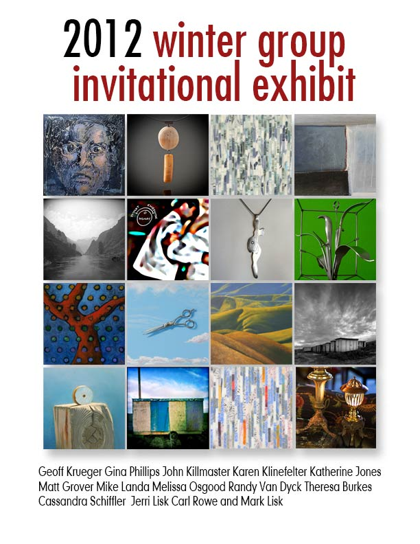 Group show at Lisk Gallery